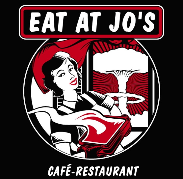 Eat at Jo's Amsterdam Restaurant