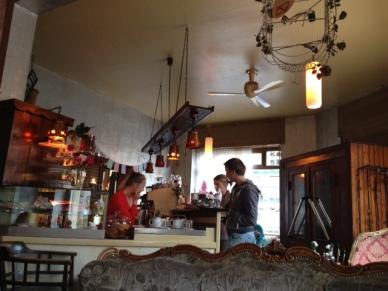Ber Wohnzimmer Or Cozy Cafe At Prenzlauer Berg Best Restaurants