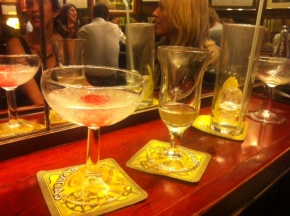 BCN: Boadas, drinks old school
