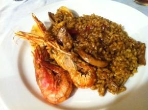 Melhores paellas de Barcelona –Cheriff