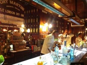 BCN: Dry Martini